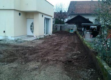Zunanja ureditev Ljubljana - Bežigrad