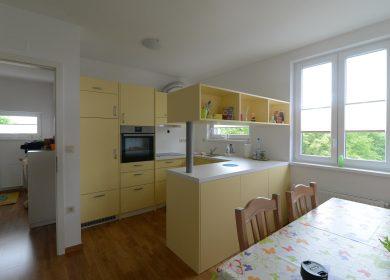 Ureditev stanovanja - kuhinja